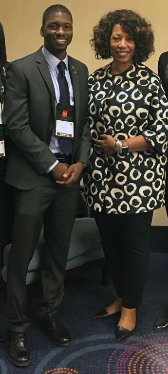 Darnel Williams Named Apple HBCU Scholar