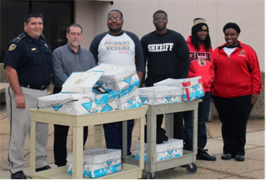 Grambling State University's HBCU Book Challenge Collects 4,500 Books for Prison Libraries