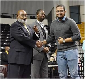 Bello Ahmadou Ahidjo Named Grambling State University's 2015 Fall Valedictorian