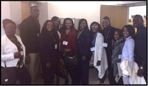 GSU Criminal Justice Students visit Iowa Law School