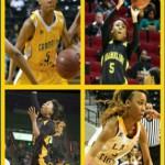 Grambling State University's Lady Tiger Shakyla Hill Women's Basketball Freshman of the Year & All-State Honors
