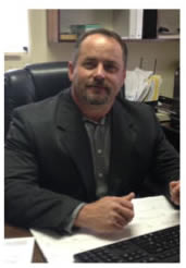 GSU Police Chief, Howard Caviness