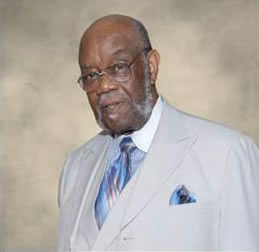 Reverend E. Edward Jones, Sr. 1931-2016