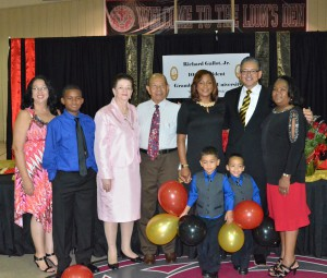 GSU President, First Lady Celebrated at New Living Word