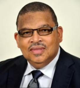 Donald White, interim dean of the College of Business