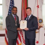 GSU Grad Enters Army ROTC Hall of Fame