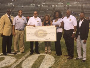 GSU ALUMS DONATE $15K TO HELP STUDENTS