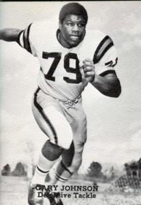 "Gary ""Big Hands"" Johnson - GSU Black College Football Hall of Fame Inductee 2017"