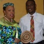 GSU Social Work Student Wins Regional Award