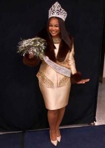 Miss Grambling State University Astra Watts