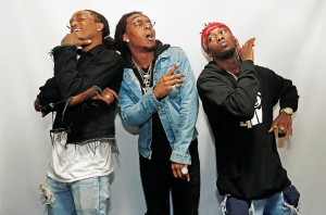 Migos is scheduled to perform Thursday at the Fredrick D. Hobdy Assembly Center