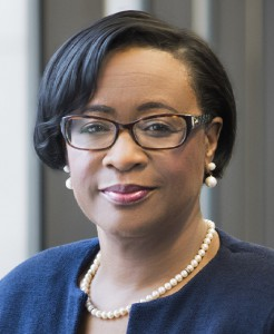 "Newest NBA CEO and former AT&T Executive Cynthia ""Cynt"" Marshall to share with students GRAMBLING, LA"
