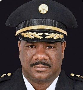Grambling State University's New Chief of Police, Carlos Kelly