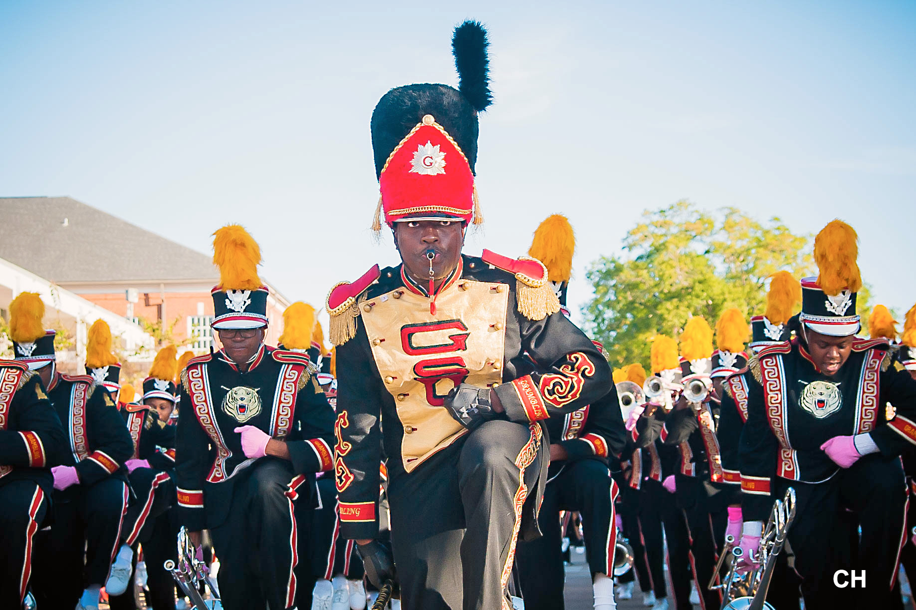 Grambling State University - Grambling State Marching Band