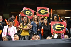 GSU Football Crowd