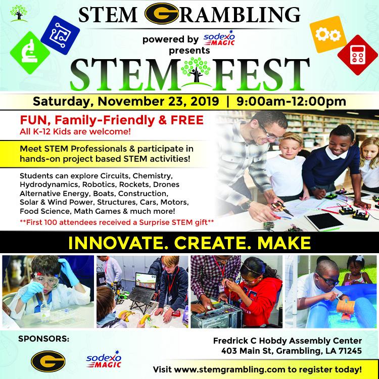 STEM Fest 2019 - Grambling
