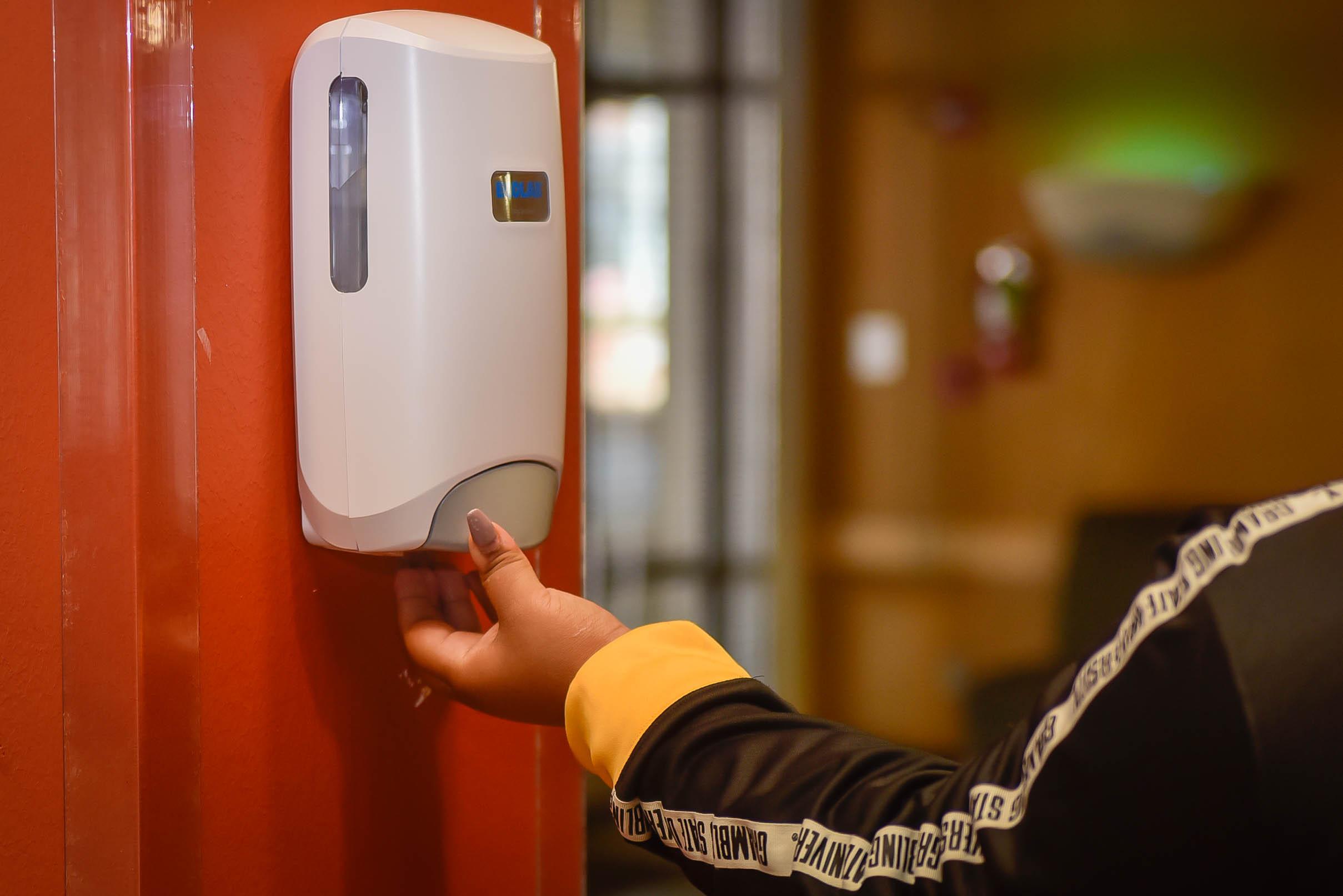 Hand Sanitizer Despenser