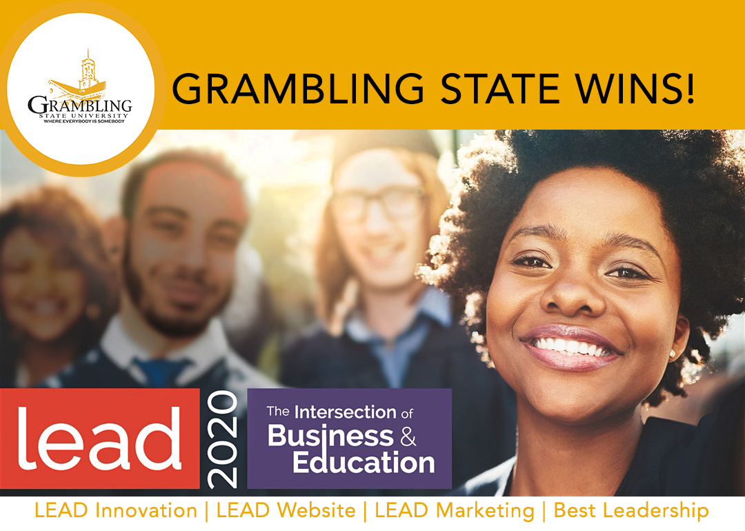Grambling State Wins! Lead 2020 - The Intersection of Business and Education