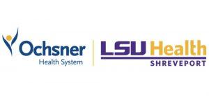 Ochsner/LSU Health Shreveport logo