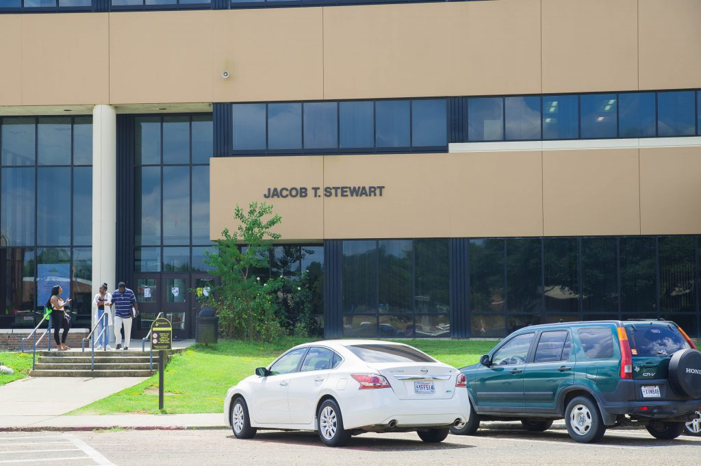 Jacob T. Stewart building