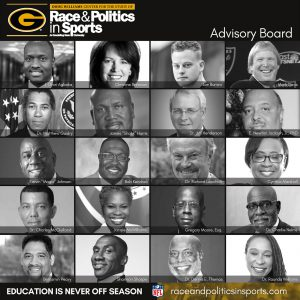 Doug Williams Center for the Study of Race and Politics in Sports Advisory Board Grid