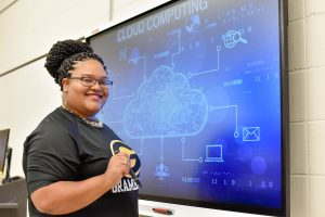 Online Cloud Program Student Photo