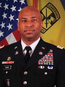 Lt. Col. Mason Moore
