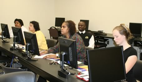 Distance Learning Lab Photo