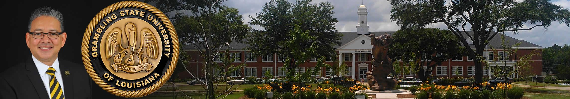 Grambling State University President's Corner