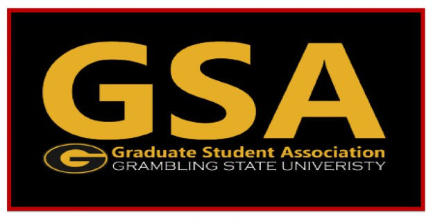 GSU Graduate Student Association logo