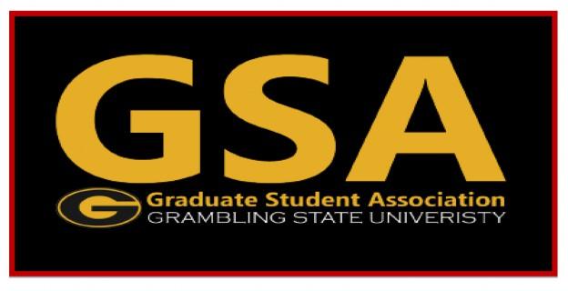 GSU Graduate Student Association logo