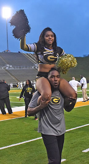 GSU Cheerleaders