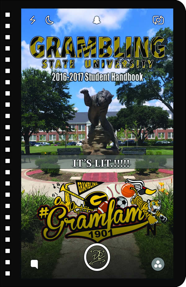 2016-2017 Grambling State University Student Handbook