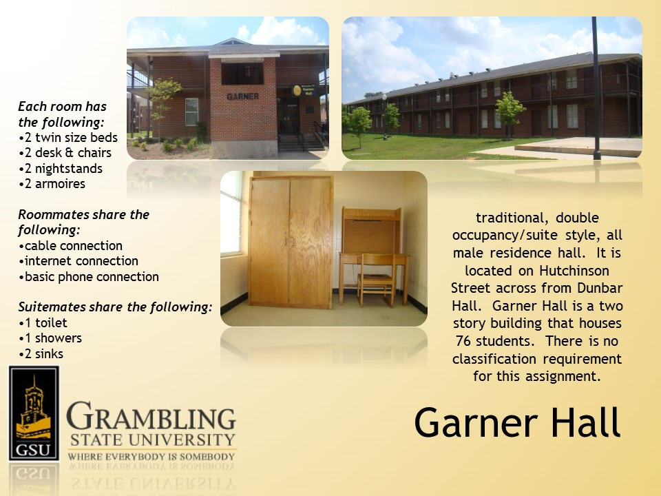 Marvelous Grambling State University Part 6