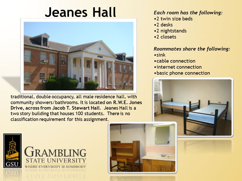 Wonderful Grambling State University Part 2