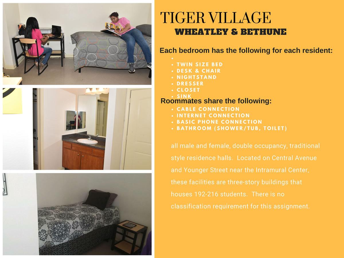 Grambling State University - Campus Living & Housing