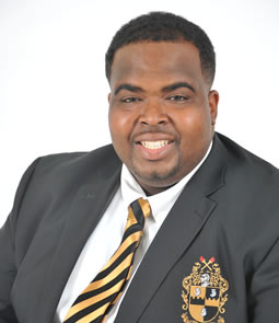 Kendrell Plains, Area Coordinator