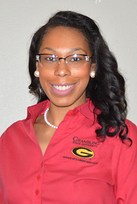 Ms. Ashley Cleveland, Assistant to Director/Data Specialist/Career Counselor