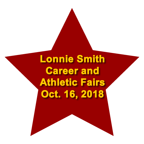 Lonnie Smith Career and Athletic Fairs - Oct. 16, 2018