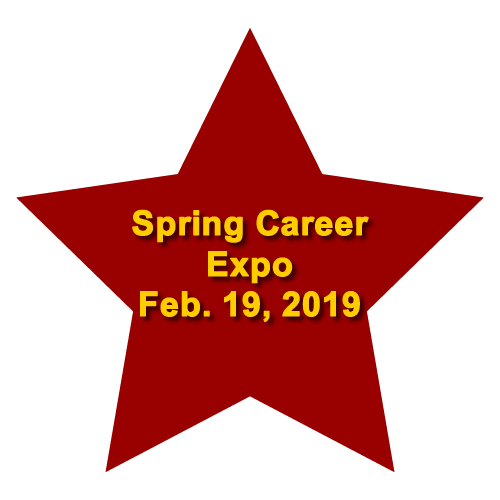 Spring Career Expo - Feb. 19, 2019